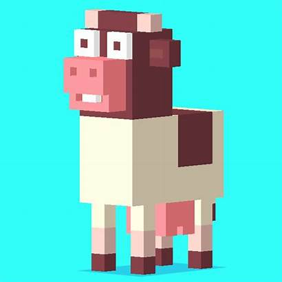 Crossy Road Cow Crossyroad Whale Hipster Cows