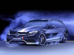 Mercedes 63 Amg : official mercedes amg c63 estate rottweiler by piecha ~ Melissatoandfro.com Idées de Décoration