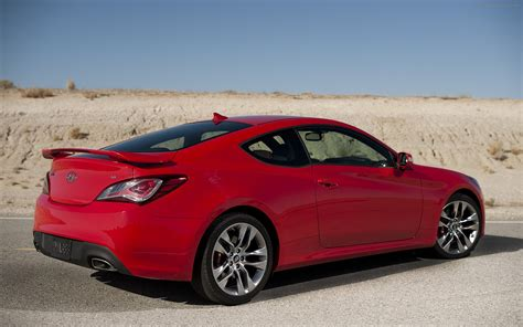 Hyundai Genesis Coupe 2013 by Hyundai Genesis Coupe 2013 Widescreen Car Pictures
