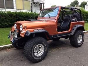 1982 Jeep Cj7 Ford 5 0 F I  Dana 44 Ford 9 U0026quot  For Sale