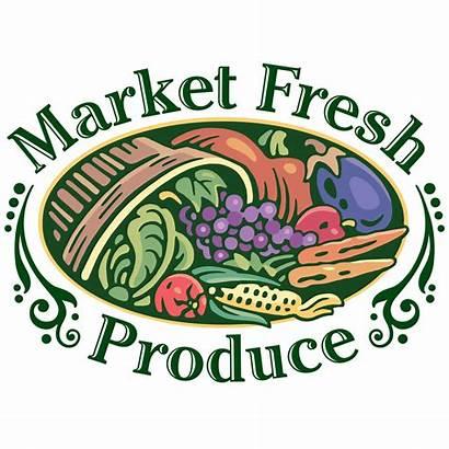 Fresh Market Vegetables Clipart Produce Clipground Logos