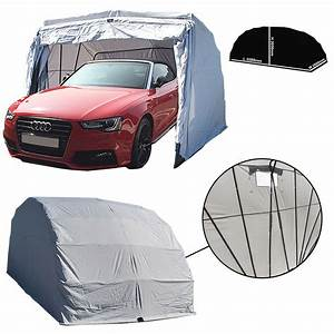 Portable Folding Waterproof Car Shelter Tent Cover Port
