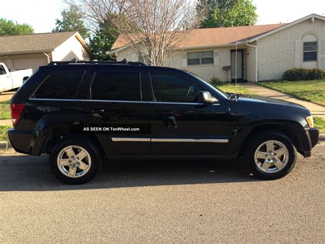 jeep cherokee sport 2005 2005 jeep grand cherokee limited sport utility 4 door 5 7l