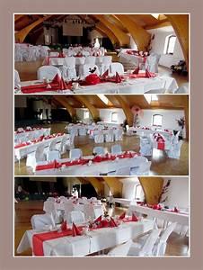 Tischdeko Rot Weiß : rot wei e hochzeit von manuela bjorn ab 1 ~ Indierocktalk.com Haus und Dekorationen
