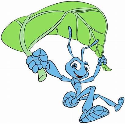 Bug Clip Flik Parachute Disney Disneyclips