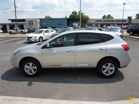 silver nissan rogue 2013 brilliant silver nissan rogue s special edition awd