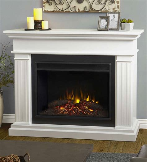 kennedy vent  electric fireplace espresso plowhearth