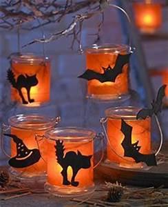 Teelichter Basteln Mit Kindern : ber ideen zu halloween laternen auf pinterest halloween retro halloween und halloween ~ Markanthonyermac.com Haus und Dekorationen