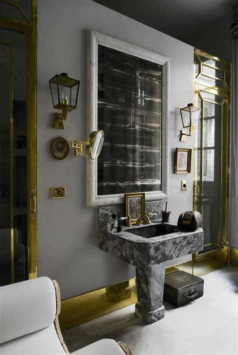 Beautifully Unique Bathroom Designs by 1000 Ideas About Grey And Gold On Grey