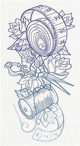 Sewing Tattoo Flash | www.pixshark.com - Images Galleries ...