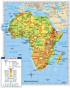 Africa is broken into many different regions: Sahara, Sah ...