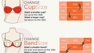 Know The Quot Sister Bra Sizes Quot To Quickly Find A Bra That Fits