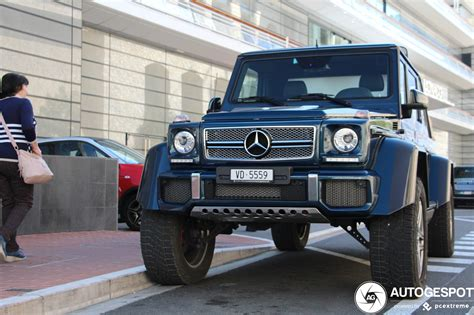 Having set the standards for luxury automobiles for almost a century, mercedes never rest on their laurels and continue to produce. Mercedes-Maybach G 650 Landaulet W463 - 7 February 2020 ...