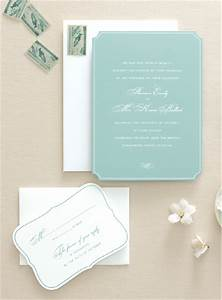 You39re invited the martha stewart wedding album for Wedding invitation kits martha stewart