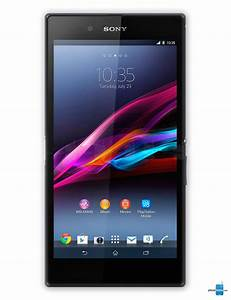 Sony Xperia Z Ultra full specs
