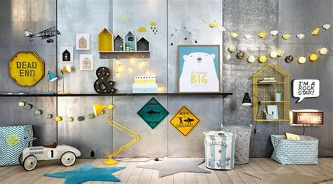 chambre bleu et jaune chambre d 39 enfant quelle couleur choisir côté maison