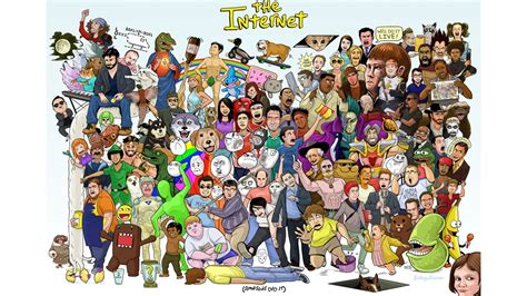 All Memes Names - can you name all the memes in this internet orgy of a poster gizmodo australia