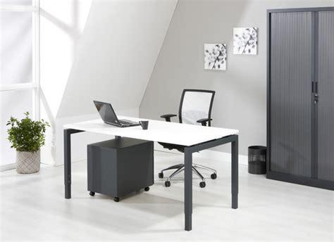 bureau luxe luxe bureau antraciet 120x60cm kantoormeubelen pro