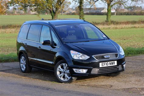 Ford Galaxy Estate Review 2006 2018 Parkers