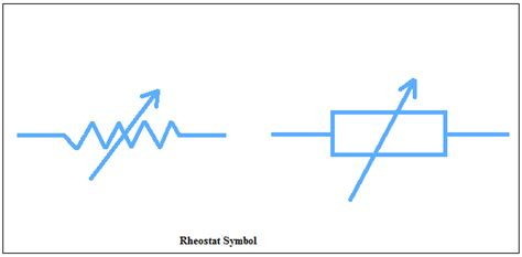 Rheostat Potentiometer Differences With Diagram