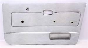 Rh Front Grey Door Card Panel 75-84 Vw Rabbit Pickup Caddy Mk1