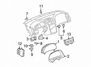 Chevrolet Malibu Hvac Temperature Control Panel  Malibu  Malibu Maxx  W  Atc  W  Auto Temp