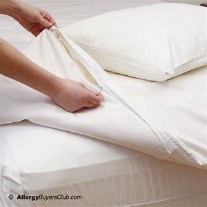 What are the best dust mite covers allergyconsumerreview for Dust mite allergy pillow cover