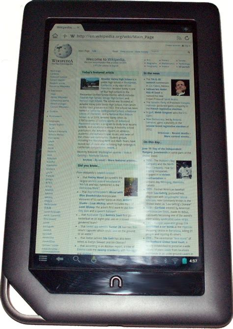 Nook Barnes And Noble Price by Nook Color