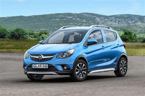 Opel Karl Rocks 2017 Foto Allaguida