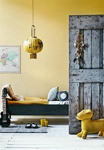 1001 idees deco pour illuminer l39interieur avec la With style de peinture murale