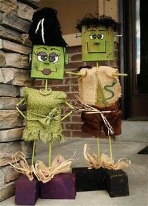 40+ Homemade Halloween Decorations! - Kitchen Fun With My