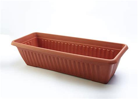 plastic planter boxes planters astounding plastic rectangular planters large