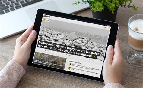 Kasjauns.lv kļuvis par trešo lasītāko ziņu portālu Latvijā ...