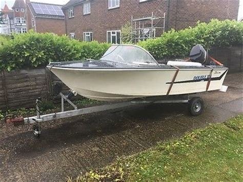 Speed Boats For Sale Uk by Broom Gemini Speed Boat And Trailer Boats For Sale Uk