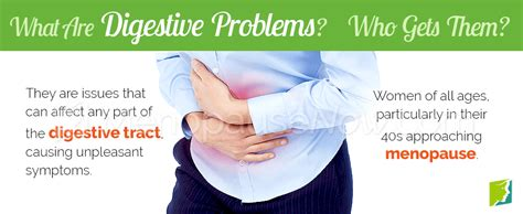 Digestive Problems Symptom Information | Menopause Now