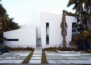 Maison Familiale Urbaine Moderne  U2014 D U00e9co Id U00e9es Blog