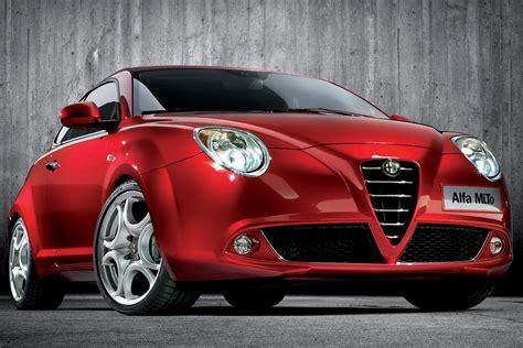 Alfa Romeo Italy : Alfa Romeo Debuts Two New Mito Engines