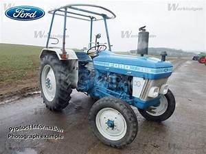 Ford 2910 - Ford - Machine Specificaties
