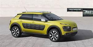 C4 Voiture : c4 cactus de citro n au salon de gen ve actualite voitures ~ Gottalentnigeria.com Avis de Voitures