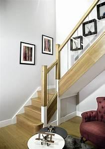 idee deco mur escalier With amazing couleur pour cage d escalier 10 deco cage escalier 50 interieurs modernes et contemporains