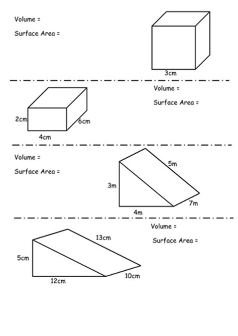 Area And Perimeter Of Compound Shapes By Steele1989  Uk Teaching Resources Tes