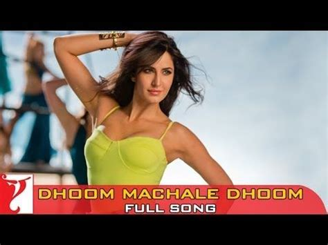 dhoom machale dhoom full song dhoom bolly ball