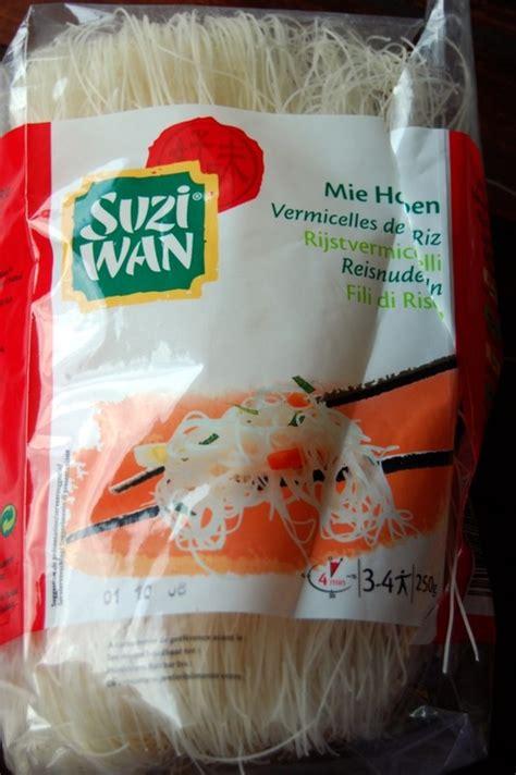 cuisiner vermicelle de riz ingrédients vermicelles de riz cuisine métisse