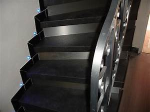 Renovation D Escalier En Bois : habillage d 39 escaliers r novation d 39 escalier r nover ~ Premium-room.com Idées de Décoration