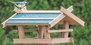 Vogelhäuschen Bauen Anleitung : vogelh uschen die berdachte futterstelle f r wildv gel ~ Markanthonyermac.com Haus und Dekorationen