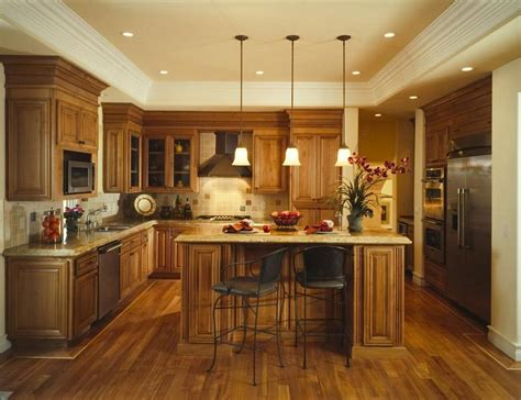 Large Kitchen Design Plans