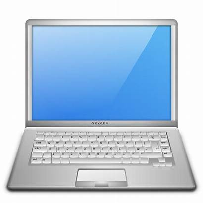 Laptop Computer Svg Devices Oxygen480 Wikipedia Software