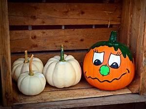 Idée Pour Halloween : 10 id es de citrouilles originales pour halloween ~ Melissatoandfro.com Idées de Décoration