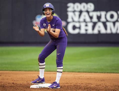 Taryn Atlee Softball Washington