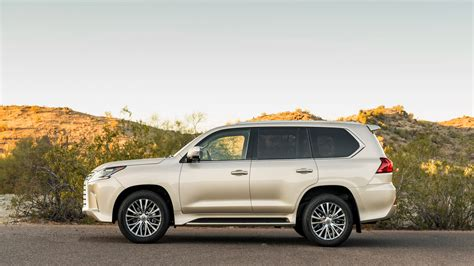 Review Lexus Lx by 2019 Lexus Lx 570 Review Impressions Specs And Images